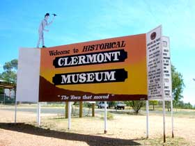 Clermont Historical Centre and Museum - Accommodation QLD