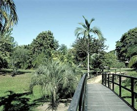 Ingham Memorial Gardens - Accommodation QLD