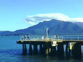 Lucinda Jetty - Accommodation QLD