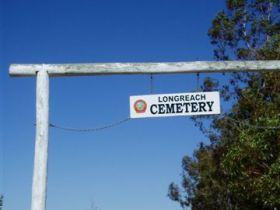 Longreach Cemetery - Accommodation QLD