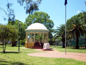 Kingaroy Memorial Park - Accommodation QLD