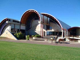 Australian Stockmans Hall of Fame and Outback Heritage Centre - Accommodation QLD