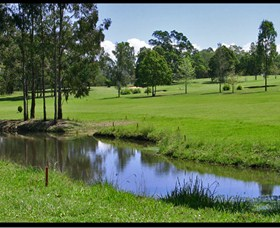 Village Links Golf Course - Accommodation QLD
