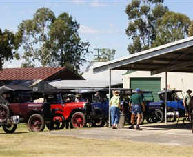 Millmerran Museum and Tourist Information Centre - Accommodation QLD