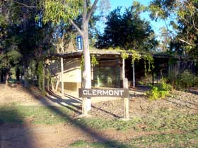 Clermont - Old Town Site - Accommodation QLD