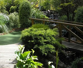 Grampians Adventure Golf MOCO Gallery  Cafe - Accommodation QLD