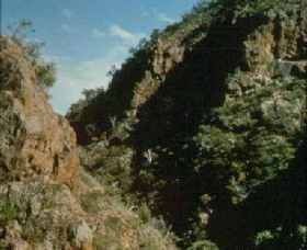 Werribee Gorge State Park - Accommodation QLD