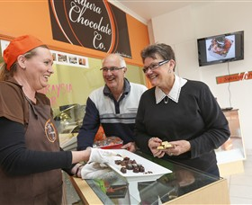 Mildura Chocolate Company - Accommodation QLD