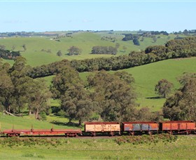 South Gippsland Tourist Railway - Accommodation QLD