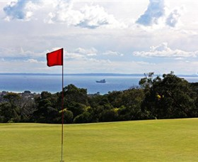 Rosebud Park Golf Course - Accommodation QLD