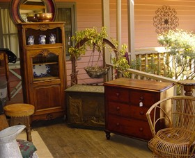 Watson's Creek Antiques  Cafe - Accommodation QLD