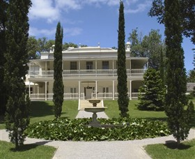 Como House and Garden - Accommodation QLD
