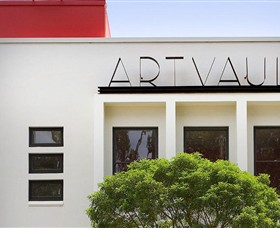 The Art Vault - Accommodation QLD