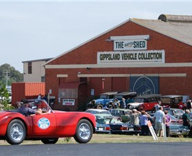 Gippsland Vehicle Collection - Accommodation QLD