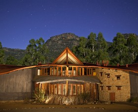 Brambuk - The National Park  Cultural Centre - Accommodation QLD