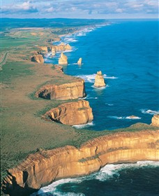12 Apostles Flight Adventure from Apollo Bay - Accommodation QLD