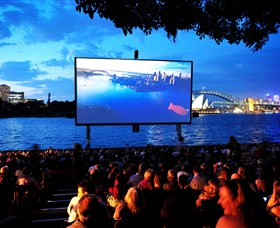 St George Open Air Cinema - Accommodation QLD