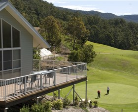 Kangaroo Valley Golf Club - Accommodation QLD