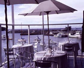 Harbourside Restaurant - Accommodation QLD