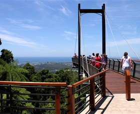 Sealy Lookout - Accommodation QLD