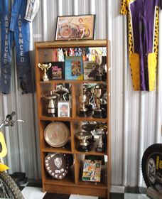 Ash's Speedway Museum - Accommodation QLD