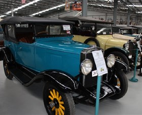 National Transport Museum - Accommodation QLD