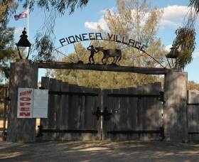 Inverell Pioneer Village - Accommodation QLD