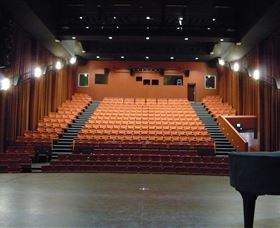Capitol Theatre Tamworth - Accommodation QLD