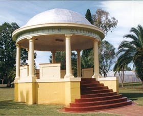 Kingaroy Soldiers Memorial Rotunda - Accommodation QLD