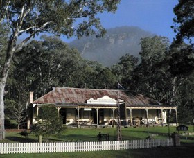 Newnes Kiosk - Accommodation QLD