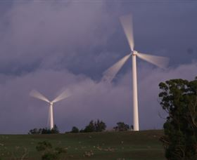 Crookwell Wind Farm - Accommodation QLD
