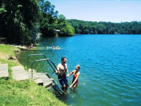 Green Park - Accommodation QLD
