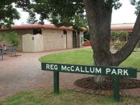 Reg McCallum Park - Accommodation QLD