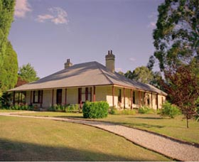Eskbank House and Museum - Accommodation QLD