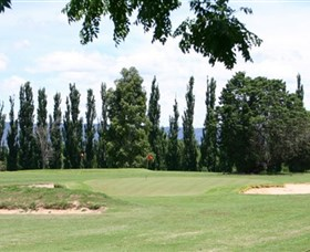Aberdeen Golf Club - Accommodation QLD