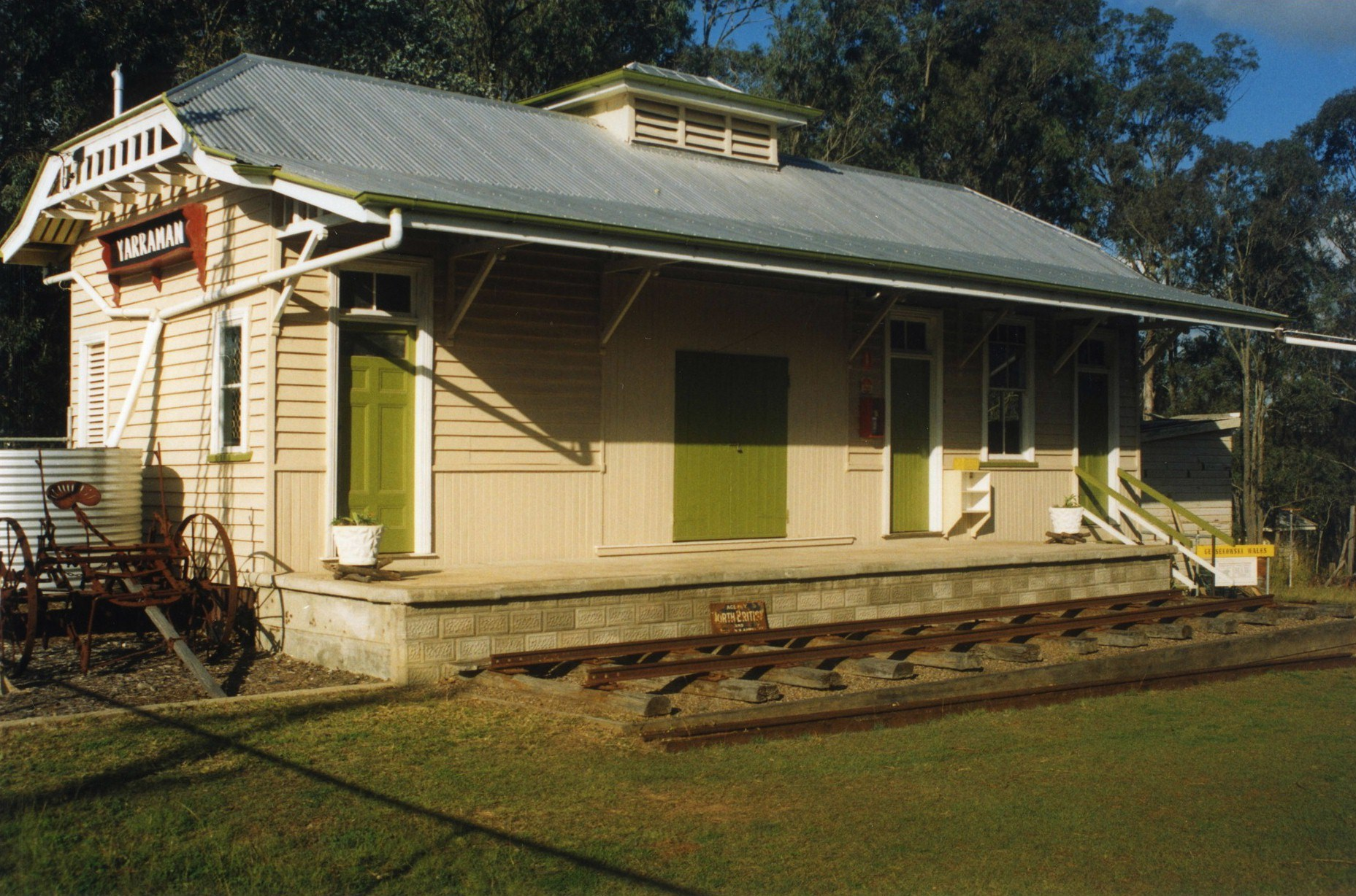 Yarraman Heritage Centre - Accommodation QLD