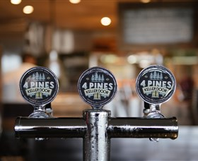4 Pines Brewing Company - Accommodation QLD