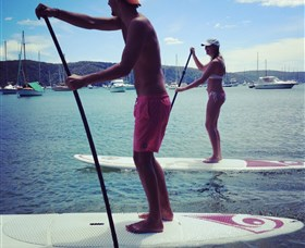 Avalon Stand Up Paddle - Accommodation QLD
