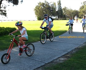 Boomerang Bikes Central Coast Bike Tours - Accommodation QLD