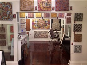 The Aboriginal Art House - Accommodation QLD