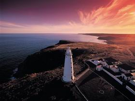 Cape Willoughby Lightstation - Cape Willoughby Conservation Park - Accommodation QLD