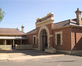 Old Wentworth Gaol - Accommodation QLD