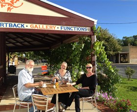 Artback Australia Gallery and Cafe - Accommodation QLD