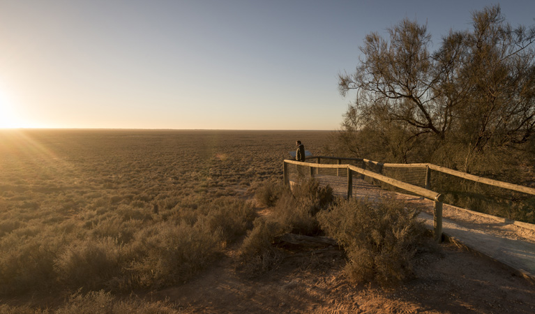 Mungo lookout - Accommodation QLD