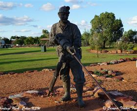 Cobar Miners Heritage Park - Accommodation QLD