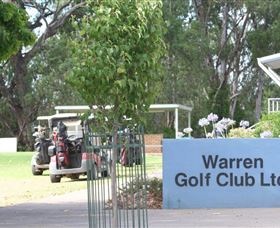 Warren Golf Club - Accommodation QLD