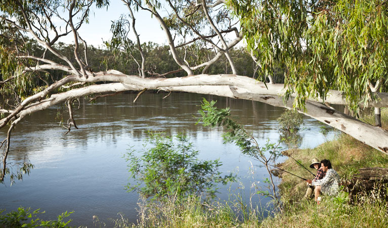 Murray Valley National Park - Accommodation QLD