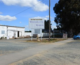 Wheatleys Wares - Accommodation QLD