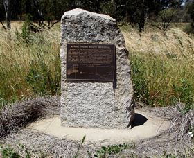 Aerial Trunk Route Memorial - Accommodation QLD