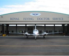 Royal Flying Doctor Service Dubbo Base Education Centre Dubbo - Accommodation QLD